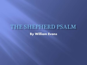 TheShepherdPsalm